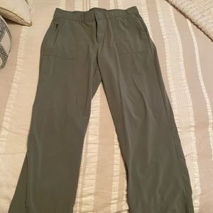 Tribeca crop pants